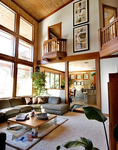 Rustic Living Room Decor Inspiration – Possibili Tree